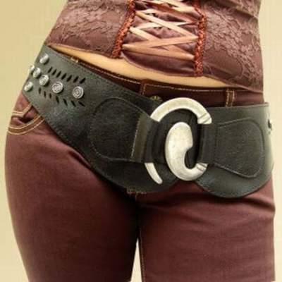 ceinture large cloutee femme ceinture large grande taille. Black Bedroom Furniture Sets. Home Design Ideas