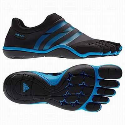 Chaussures Adidas Esclavechaussures Adidas Cuir Noir